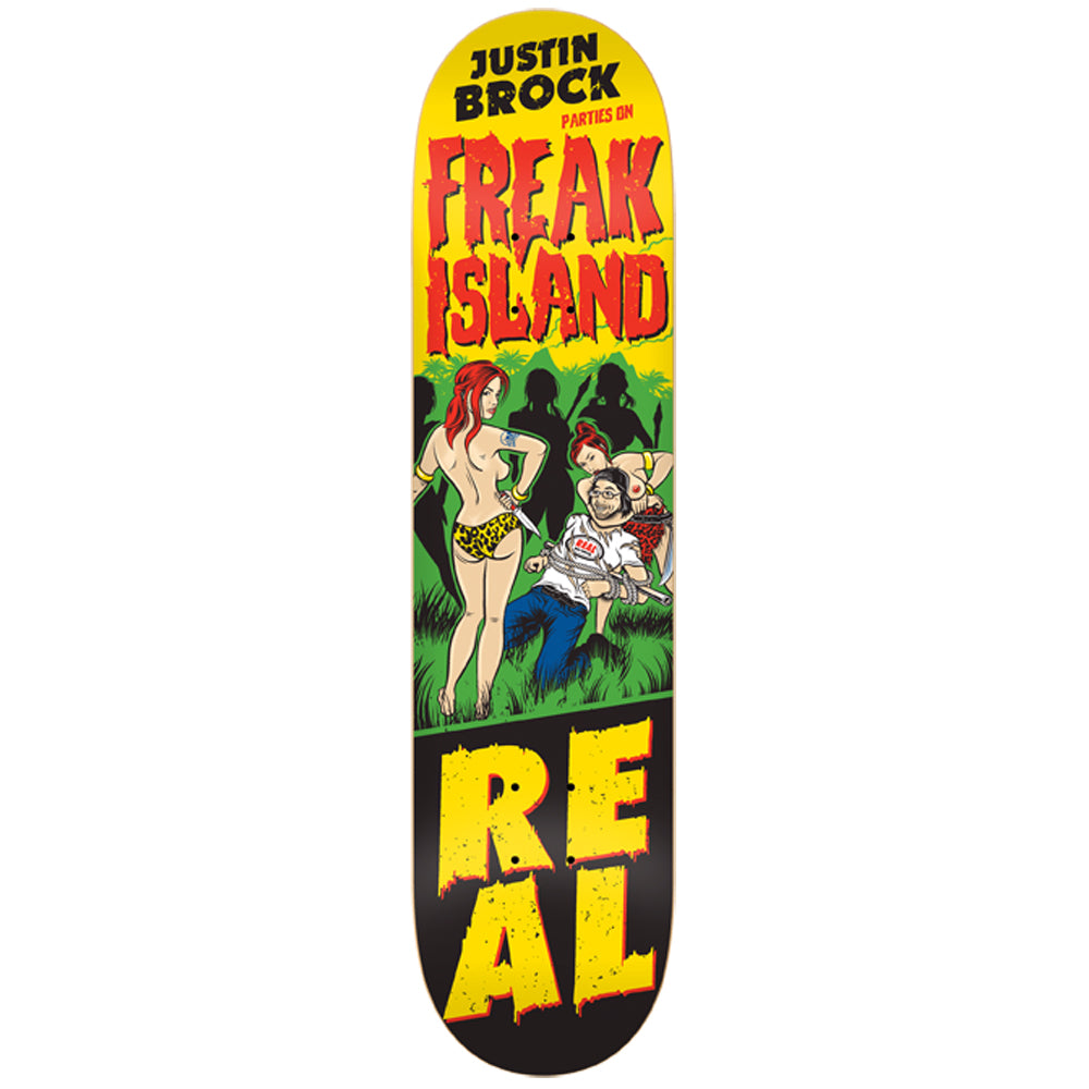 Real Brock Femmereal deck