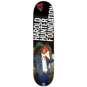 Real Harold Hunter REALized deck