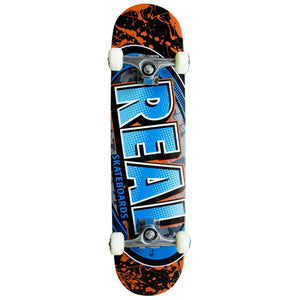 "Real Pop Icon 2 Small 7.5"" complete skateboard"