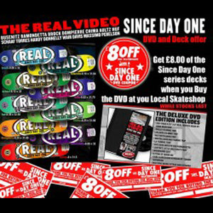 Real Since Day One Collectors Edition DVD