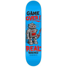 "Load image into Gallery viewer, Real Busenitz Killbot Game Over 8.06"" deck"