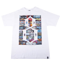 Load image into Gallery viewer, Rebel8 Legend white T shirt
