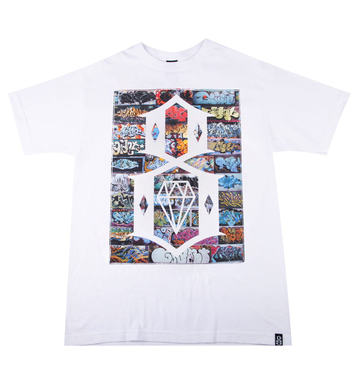 Rebel8 Legend white T shirt