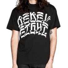 Load image into Gallery viewer, Rebel8 Rebelde Barrio black T shirt