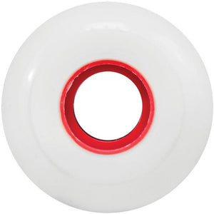 Ricta Clouds 86A white/red wheels 55mm