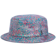 Load image into Gallery viewer, RIPNDIP Peacock purple bucket hat