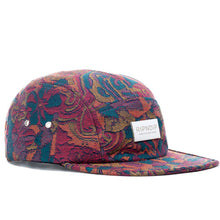 Load image into Gallery viewer, RIPNDIP Roosevelt Camp 5 Panel Hat