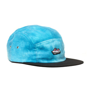 Ripndip Wave Runner navy camp cap