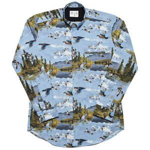 Ripndip Duck L/S button down shirt