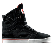 Load image into Gallery viewer, Supra Skytop 2 black suede patent leather