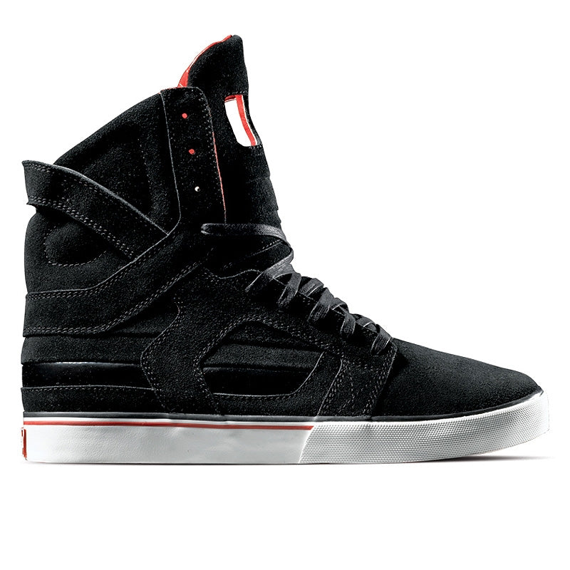 Supra Skytop 2 black suede patent leather