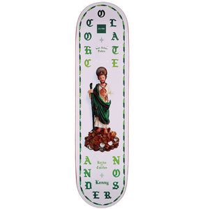 "Chocolate Anderson saints 8.125"" deck"