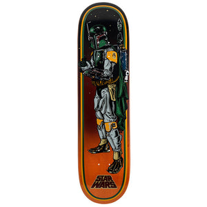 Santa Cruz Star Wars Boba Fett deck 8""