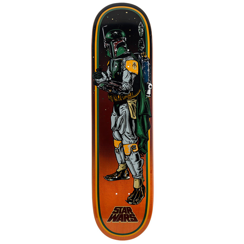 Santa Cruz Star Wars Boba Fett deck 8