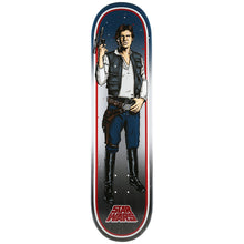 Load image into Gallery viewer, Santa Cruz Star Wars Han Solo deck 8.25""