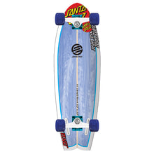 Load image into Gallery viewer, Santa Cruz Land Shark Cruzer complete skateboard