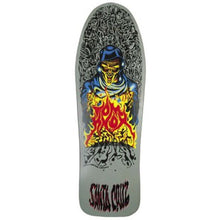 Load image into Gallery viewer, Santa Cruz Knox Fire Pit black stain re-issue deck 10.07""