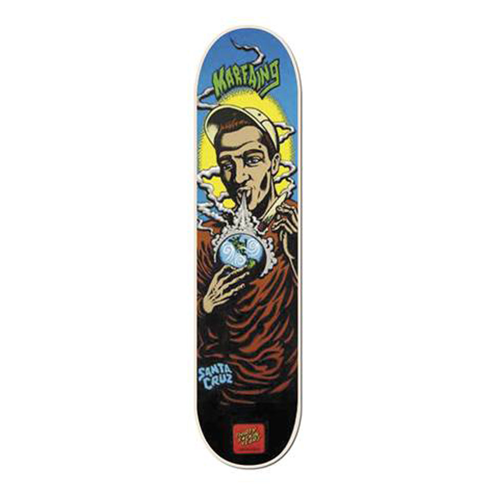 Santa Cruz Marfaing Flotomic Man Powerply deck