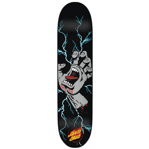 Santa Cruz Screaming Hand Shocker Powerply deck