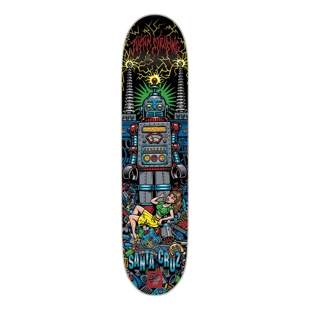 Santa Cruz Strubing Droid Powerply deck