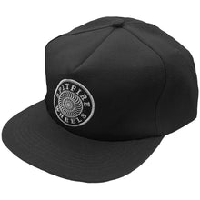Load image into Gallery viewer, Spitfire Classic Patch black snapback cap