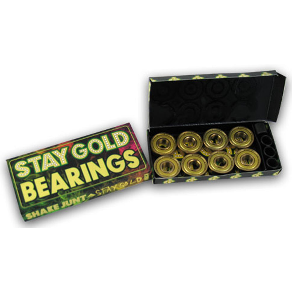 Shake Junt Stay Gold bearings