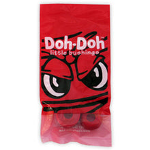 Load image into Gallery viewer, Shorty's Doh Doh red 95a medium hard bushings