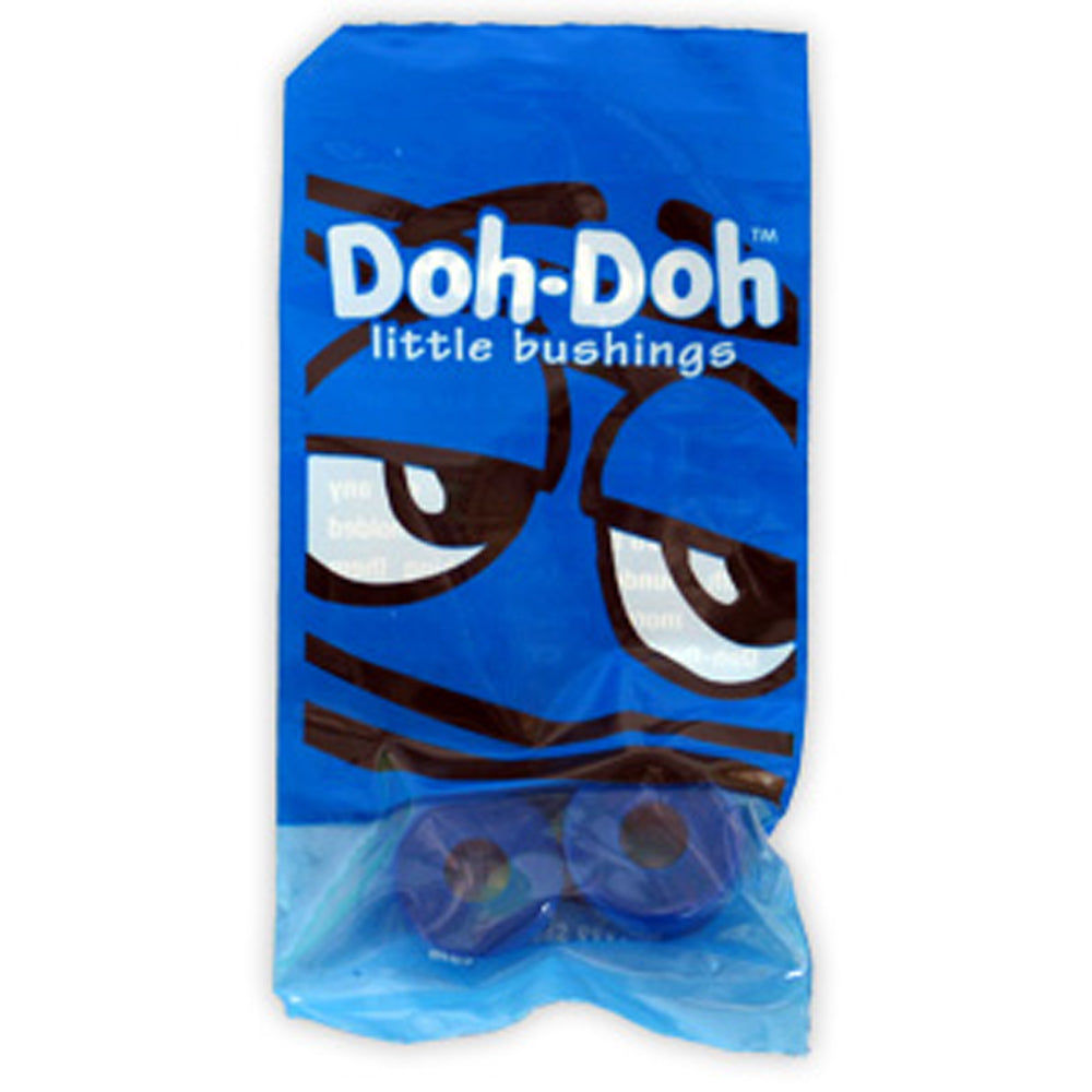 Shorty's Doh Doh blue 88a soft bushings