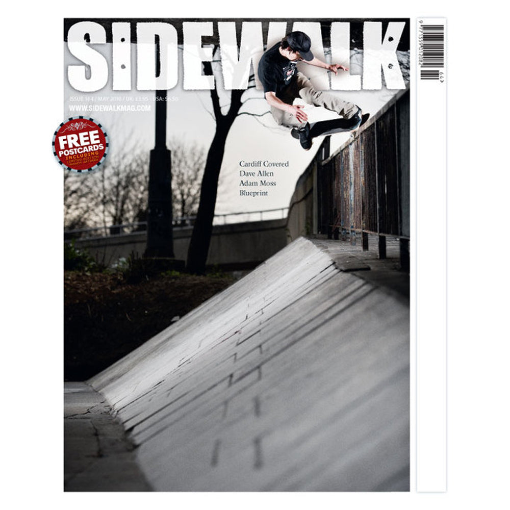 Sidewalk magazine May 2010 issue 164