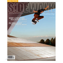 Load image into Gallery viewer, Sidewalk magazine August 2010 issue 167