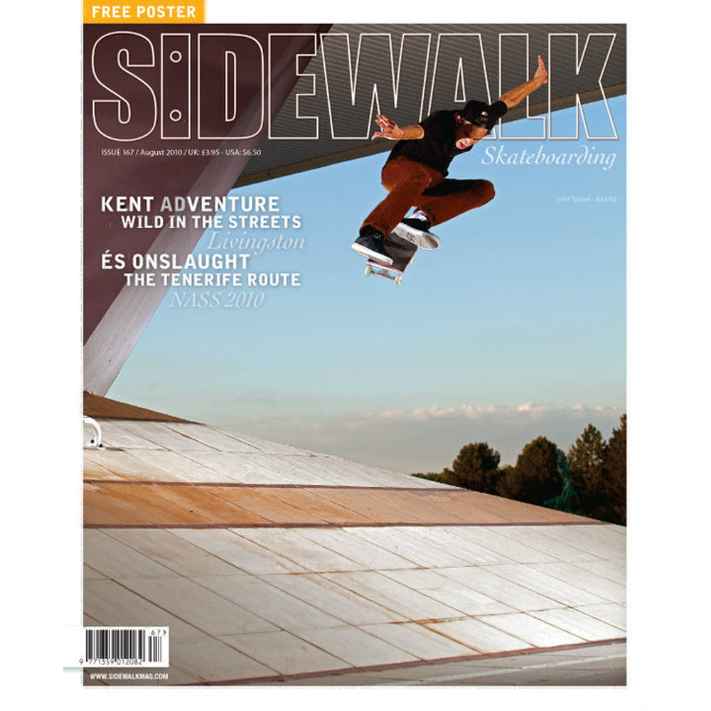 Sidewalk magazine August 2010 issue 167