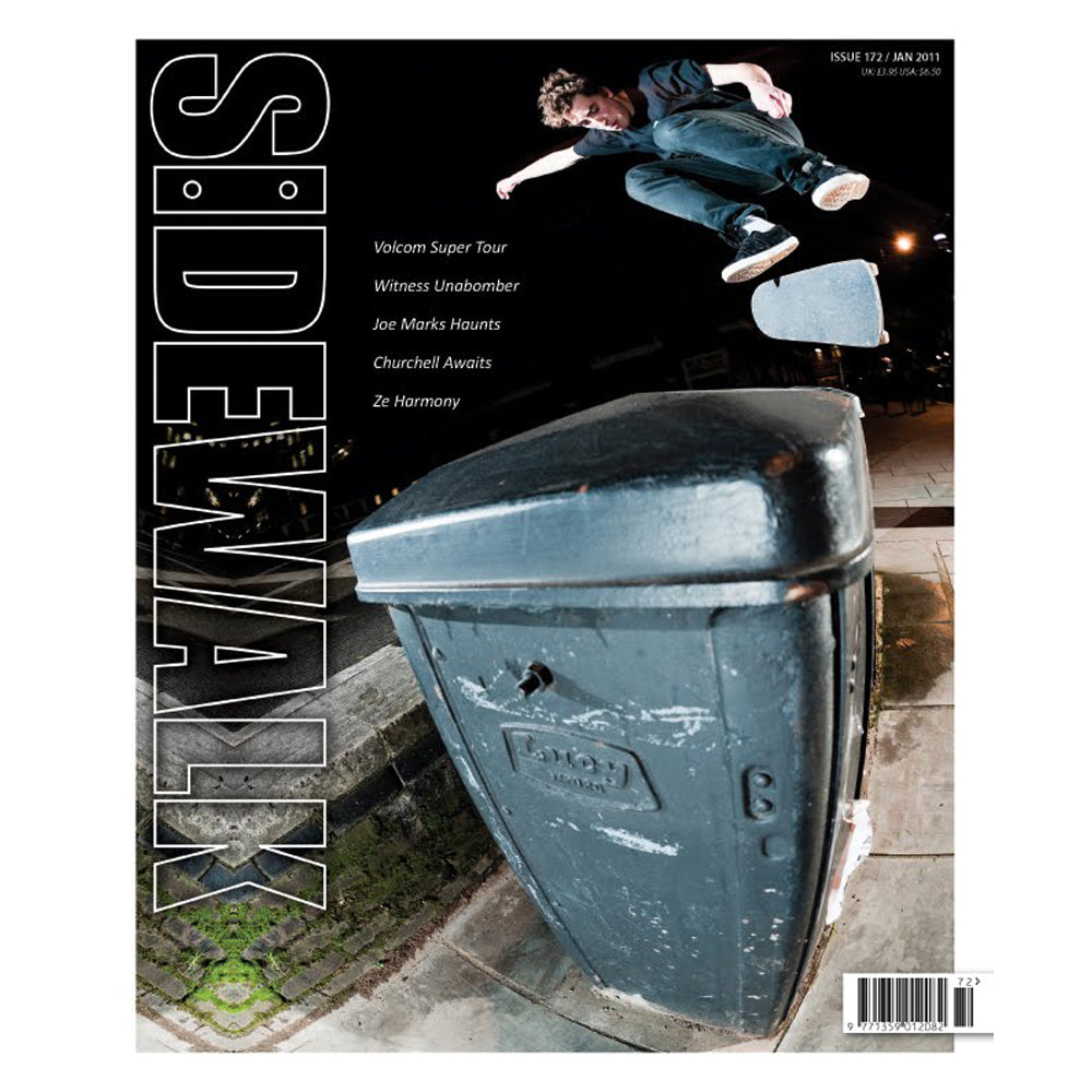 Sidewalk magazine January 2011 issue 172