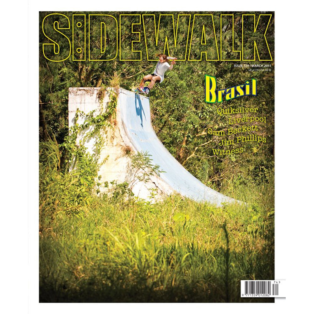 Sidewalk magazine March 2011 issue 174