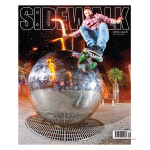 Sidewalk magazine July 2011 issue 178