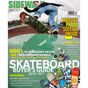 Sidewalk Buyers Guide 2010/2011