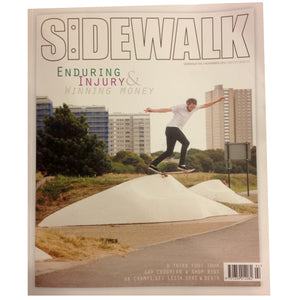 Sidewalk magazine issue November 2012 issue 194