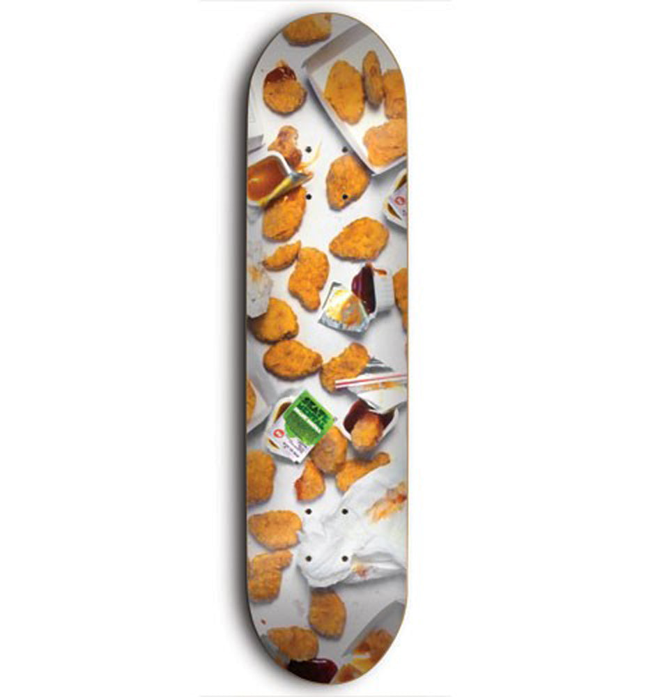 Skate Mental O'Neill Chicken Nugget deck