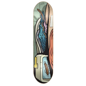 Skate Mental Brad Staba Upper Decker deck