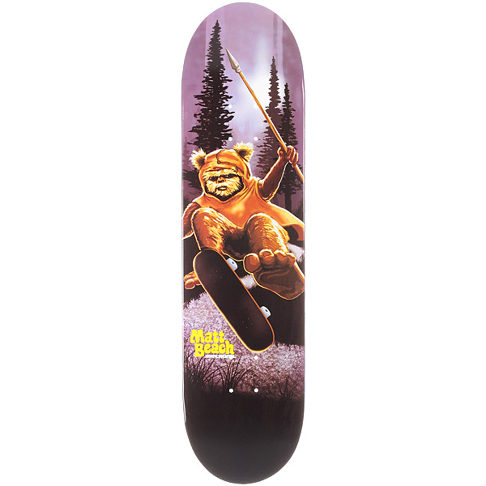 Skate Mental Beach Ewok 360 deck