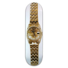 Load image into Gallery viewer, Skate Mental Forbes Gold Watch deck