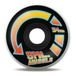 SML Back To The 90s 54mm cruiser wheels