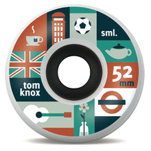 Load image into Gallery viewer, SML Wheels Tom Knox AW V Cut 52mm wheels