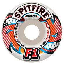Load image into Gallery viewer, Spitfire F1 Streetburners Eternal 54mm wheels