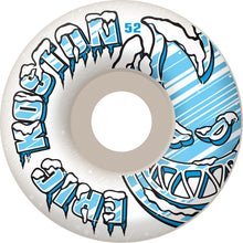 Load image into Gallery viewer, Spitfire Koston Frostbite 52mm wheels