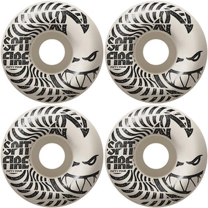 Spitfire Low Downs wheels 54mm