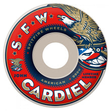 Load image into Gallery viewer, Spitfire Cardiel Pro Lifetime Member 51mm wheels