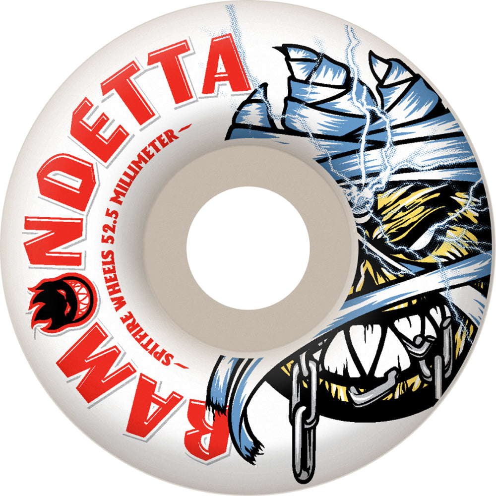 Spitfire Ramondetta Power Slave 53.5mm wheels