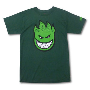 Spitfire Sparked hunter green T shirt