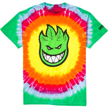 Load image into Gallery viewer, Spitfire Sparked tie dye T shirt