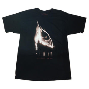 Spitfire The Burning black T Shirt